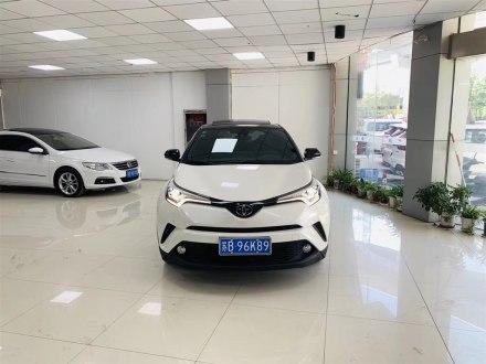 �S田C-HR 2018款 2.0L 精英版 ��V