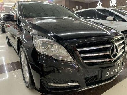 奔�YR� 2011款 R 350 L 4MATIC