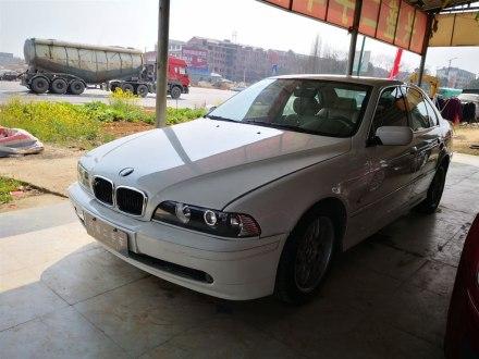 宝马5系(进口) 2001款 530i