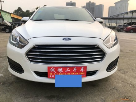 福睿斯 2017款 1.5L 自�邮孢m型