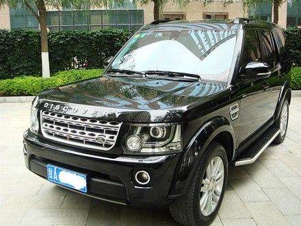 �l�F 2015款 3.0 V6 SC HSE Luxury