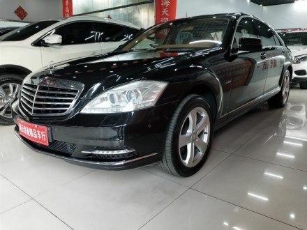 奔�YS� 2010款 S 400 L HYBRID