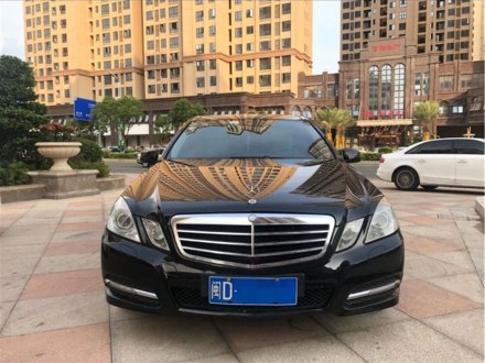 奔�YE� 2012款 E 300 L �r尚型