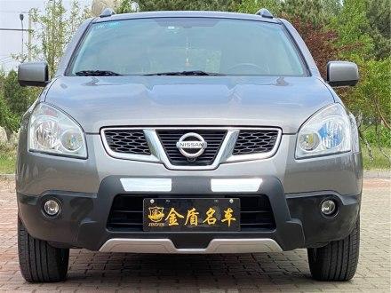 逍客 2013款 2.0XV 炫 CVT 2WD