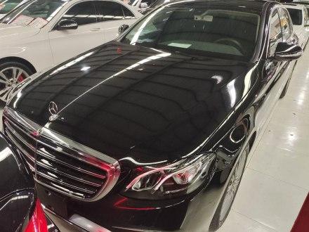 �西二手奔�YE� 2020款 改款 E 300 L �r尚型