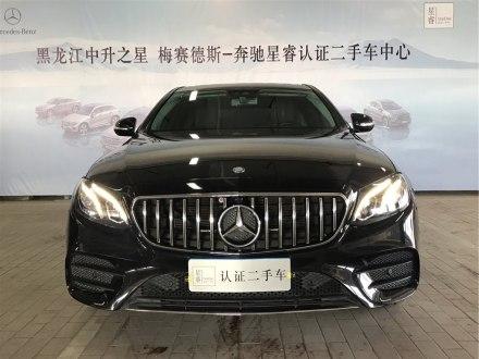 奔�YE� 2017款 E 200 L 4MATIC