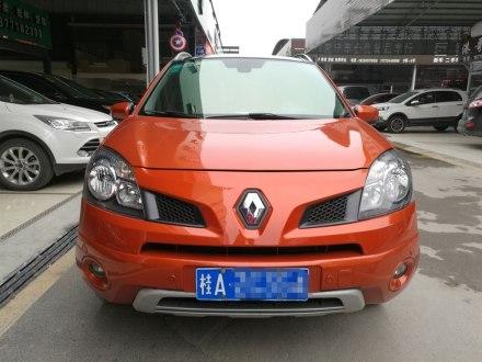 科雷傲(�M口) 2010款 2.5L 四�豪�A型