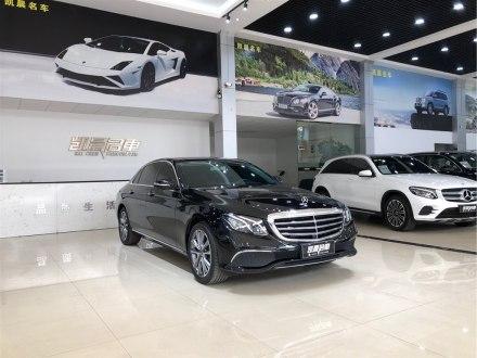 奔�YE� 2019款 E 300 L 豪�A型