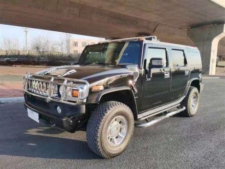 悍马H2 2004款 6.0 AT