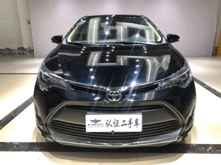 雷凌 2017款 1.2T E CVT新�J版