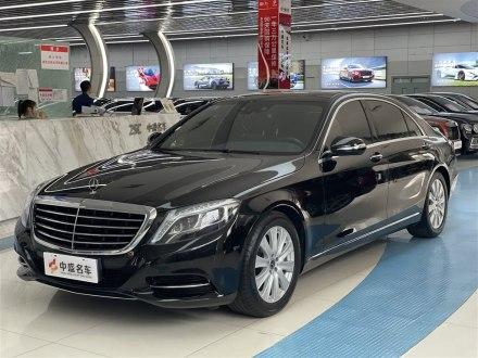 北京二手奔�YS� 2017款 S 320 L 商�招�