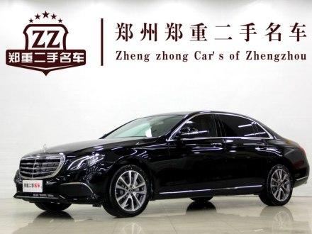 奔�YE� 2019款 改款 E 300 L 豪�A型
