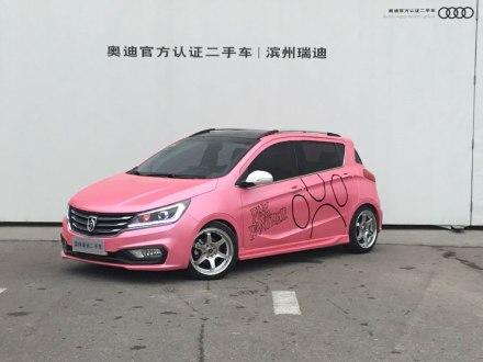 宝骏310 2017款 1.5L 自动豪华型