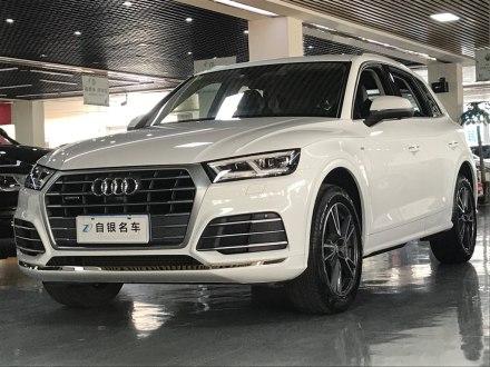 �W迪Q5L 2018款 40 TFSI �s享�r尚型 ��V