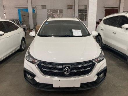 宝骏310W 2018款 1.5L 自动豪华型 国V