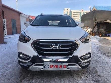 北京�F代ix35 2015款 2.0L 自��沈�舒�m型 ��V