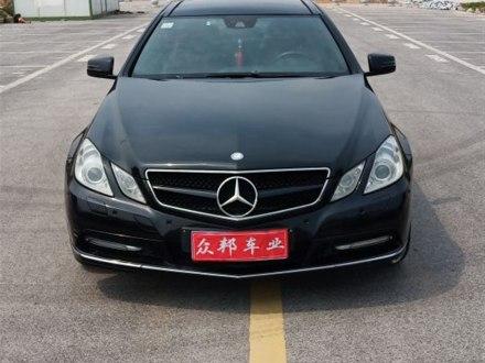 奔�YE�(�M口) 2012款 E 260 CGI Coupe