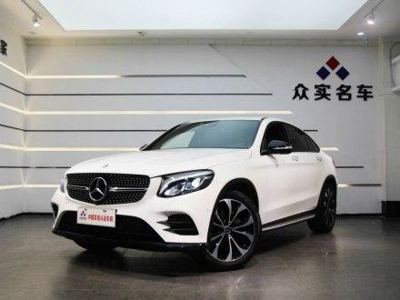 奔�YGLC(�M口) 2019款 GLC 260 4MATIC �I跑SUV