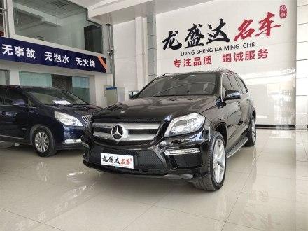 奔�YGL� 2013款 GL 500 4MATIC