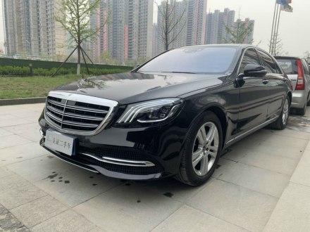 奔�YS� 2018款 S 350 L