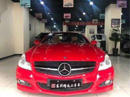 奔驰SL级 2011款 SL 300 Grand Edition