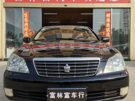 皇冠 2007款 2.5L Royal 真皮版