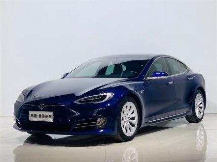 Model S 2017款 Model S 75D ��世m航版