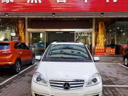 奔驰A级(进口) 2011款 A 160