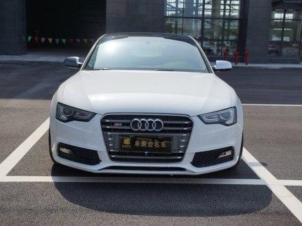 奥迪A5 2012款 3.0TFSI Coupe quattro