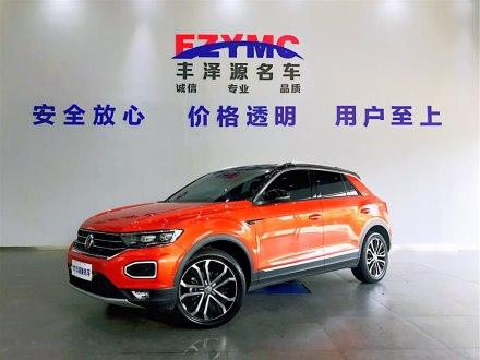 T-ROC探歌 2018款 280TSI DSG四驱豪华型 国V