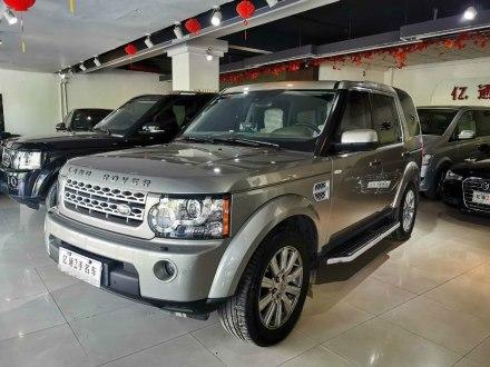 �l�F 2012款 3.0 SDV6 HSE 柴油版