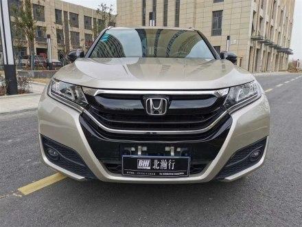 本田UR-V 2017款 240TURBO �沈��典版 ��V