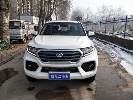 风骏7 2019款 2.0T柴油两驱精英型国VI大双4D20M