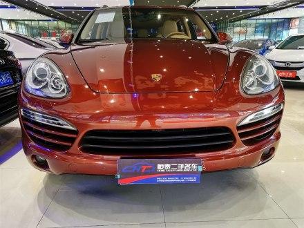 Cayenne 2011款 Cayenne 3.0T