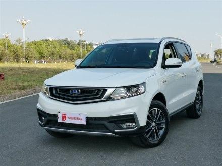远景SUV 2018款 1.4T CVT 4G互联豪华型