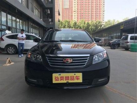 �典帝豪 2013款 三�� 1.5L 手�舆M取型