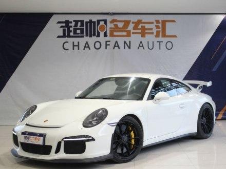 保�r捷911 2013款 GT3 3.8L