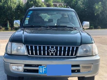 普拉多(进口) 2002款 3.4L 自动