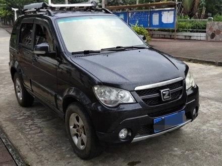 众泰5008 2010款 1.3L CVT标准型