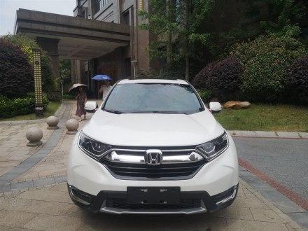 本田CR-V 2019款 240TURBO CVT�沈��L尚版 ��V