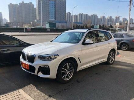 宝马X3 2018款 xDrive25i M运动套装 国V