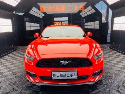 Mustang 2017款 2.3T 性能版