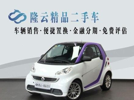 smart fortwo 2014款 1.0 MHD 硬顶城市光波激情版