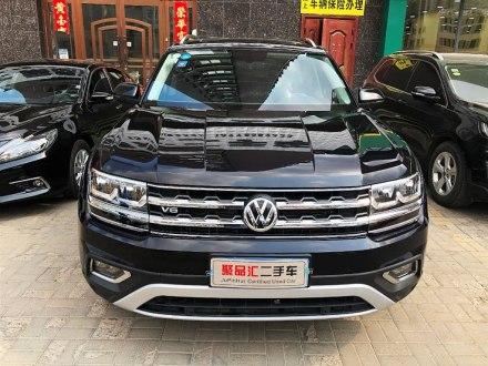 途昂 2017款 530 V6 四�豪�A版