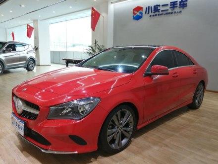 奔�YCLA� 2017款 CLA 200 �痈行�