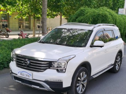 �黛�GS8 2017款 320T �沈�豪�A智�版(七座)
