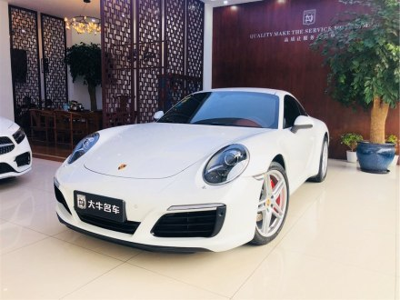 保�r捷911 2016款 Carrera 3.0T