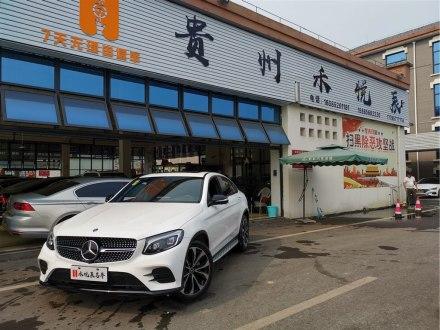 奔�YGLC(�M口) 2018款 GLC 300 4MATIC �I跑SUV