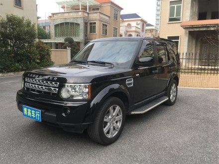 �l�F 2011款 3.0 SDV6 HSE 柴油版