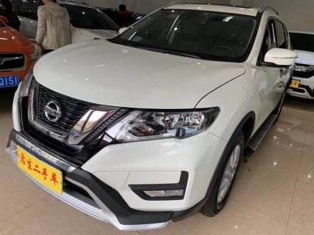 奇骏 2020款 2.0L CVT智联舒适版 2WD